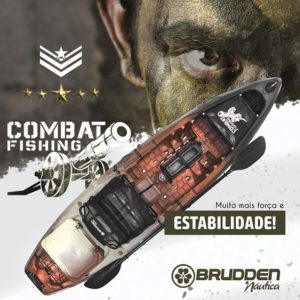 CAIAQUE COMBAT FISHING BRUDDEN