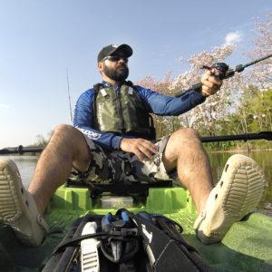 CAIAQUE HUNTER FISHING 285 BRUDDEN