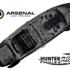 CAIAQUE HUNTER FISHING 285 SPIDER COMBO