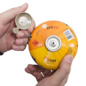 Cartucho de gás para fogareiros NTK  Tekgás