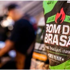 Carvão Vegetal Parrilla 3.8 kg – Super Premium – Lenha Densa