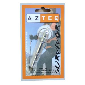 Apito Survivor Prata  – AZTEQ