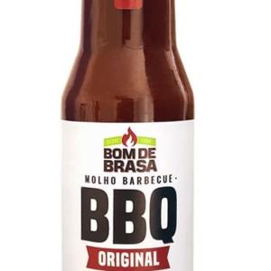Molho Barbecue Artesanal Bom de Brasa Original 340g
