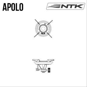 Fogareiro Apolo – de ignição eletrônica- ntk