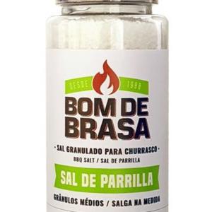 Sal de Parrilla Bom de Brasa 195 g