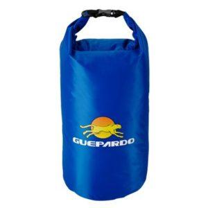 Saco estanque da Guepardo com capacidade para 10 litros Keep Dry – AZUL