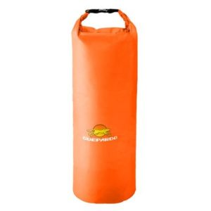 Saco estanque com capacidade para 40 litros Keep Dry -laranja- Guepardo