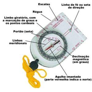 BÚSSOLA LÍQUIDA MAPA – GUEPARDO