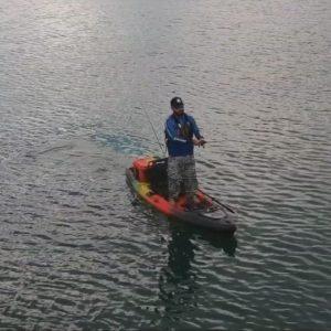 CAIAQUE SAMURAI THUNDER FISHING