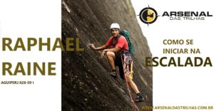 Read more about the article COMO SE INICIAR NA ESCALADA