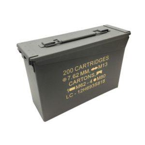 Caixa de Munição Ammo Box NTK TÁTICO