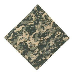 Bandana unissex NTK Desert camuflada de secagem rápida com proteção UV 50+