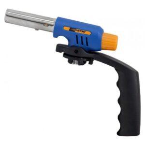 Maçarico compacto NTK para uso com cartucho de gás e com ignição automática Ikon