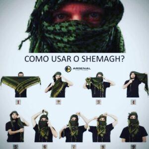 SHEMAGH TÁTICO – OLIVA