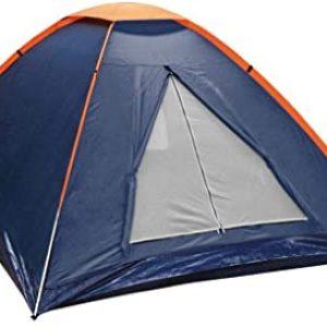 Barraca de camping Panda 2 pessoas NTK com coluna d'água de 600 mm