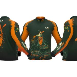 Camisa de Pesca Presa Viva Anderson Guedes